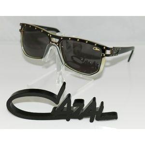 New Cazal Black & Ivory Sunglasses